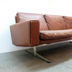 Danish Leather Sofa 1960 - 643985