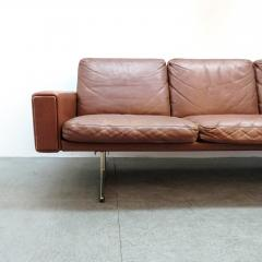Danish Leather Sofa 1960 - 643986