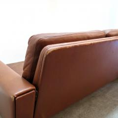 Danish Leather Sofa 1960 - 643988