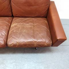 Danish Leather Sofa 1960 - 643989