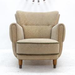 Danish Lounge Chair 1940s   603710