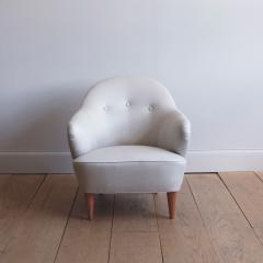 Danish Lounge Chair in the Manner of Flemming Lassen - 1196803