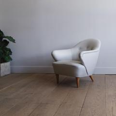 Danish Lounge Chair in the Manner of Flemming Lassen - 1196805