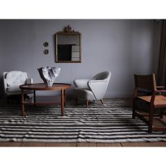 Danish Lounge Chair in the Manner of Flemming Lassen - 1196808