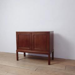 Danish Mahogany Two Door Cabinet Manner of Kaare Klint - 1748609