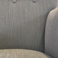 Danish Mid Century Upholstered Armchair Kvadrat Upholstery - 1746470