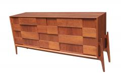Danish Modern Long Chest of Drawers - 1687825