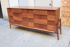 Danish Modern Long Chest of Drawers - 1687826