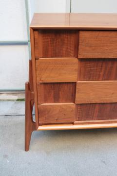 Danish Modern Long Chest of Drawers - 1687838