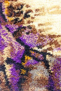 Danish Modern Norsk Rya Rug by Woven Axminster for British Carpet - 354274