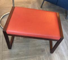 Danish Modern Rosewood Bench - 1989564
