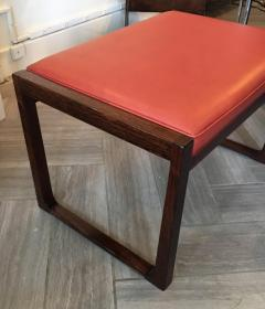 Danish Modern Rosewood Bench - 1989566