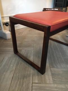 Danish Modern Rosewood Bench - 1989571