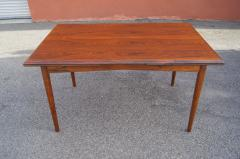 Danish Modern Rosewood Dining Table - 839554