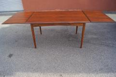 Danish Modern Rosewood Dining Table - 839555