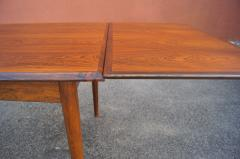 Danish Modern Rosewood Dining Table - 839557
