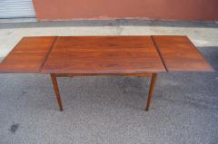 Danish Modern Rosewood Dining Table - 839558