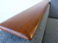 Danish Modern Sleek Low Lounge Chairs - 388105