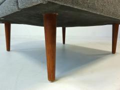 Danish Modern Sleek Low Lounge Chairs - 388106