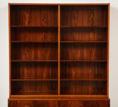 Danish Rosewood Wall Cabinet - 1115717