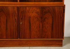 Danish Rosewood Wall Cabinet - 1115718