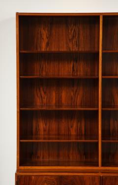 Danish Rosewood Wall Cabinet - 1115720