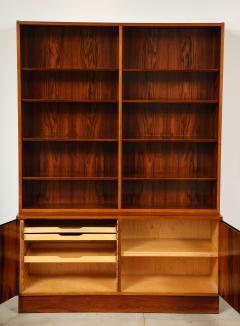 Danish Rosewood Wall Cabinet - 1115722