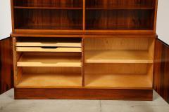 Danish Rosewood Wall Cabinet - 1115724