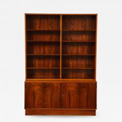 Danish Rosewood Wall Cabinet - 1120669
