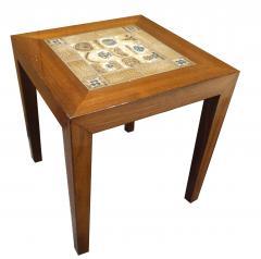 Danish Side Table Pair - 835315