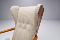 Danish reklapstolen Chair Denmark 1950s - 1811309