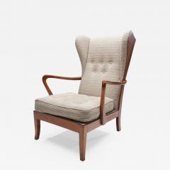 Danish reklapstolen Chair Denmark 1950s - 1832898
