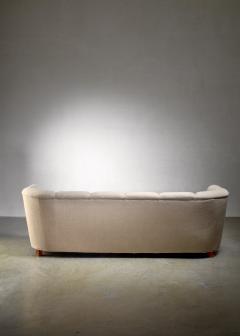Danish three seat sofa 1940s - 1138583