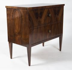 Darker Pair Of Biedermeier Chest Of Drawers - 1399387