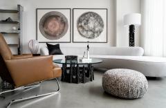 Darren Oberto 52 Abstract Framed Painting by Darren Oberto - 1043296