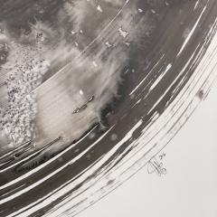 Darren Oberto 52 Abstract Framed Painting by Darren Oberto - 1043339