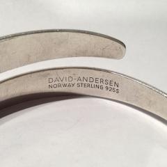 David Andersen Armring - 343424