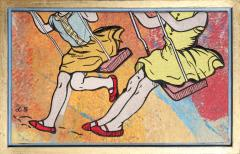 David Bromley Swing Set - 324461