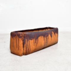 David Cressey Calif Architectural Pottery Organic Flame Glazed Planter David Cressey era 1960s - 1681584