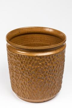 David Cressey Large Robert Maxwell David Cressey Thumbprint Planter for Earthgender - 932663