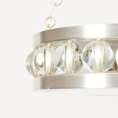 David Duncan 17 Tambour with Chain in Silver by David Duncan - 1028340