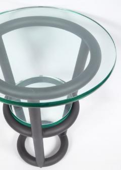 David Ebner David Ebner Tubular Steel Side Table - 1632070