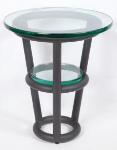 David Ebner David Ebner Tubular Steel Side Table - 1632073