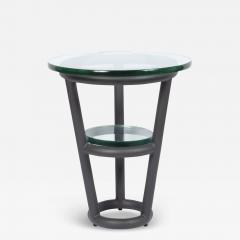 David Ebner David Ebner Tubular Steel Side Table - 1636022