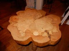 David Ebner David N Ebner Spalted Maple Wood Coffee Table - 1096816