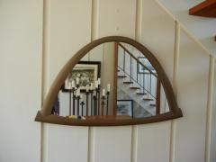 David Ebner Wall Mirror by Studio Craft Artist David N Ebner - 748124