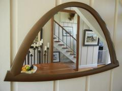 David Ebner Wall Mirror by Studio Craft Artist David N Ebner - 748126