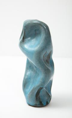 David Haskell Totem Sculpture with Folds 2 by David Haskell - 2097115