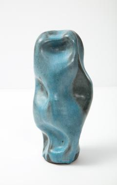 David Haskell Totem Sculpture with Folds 2 by David Haskell - 2097118