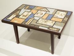 David Holleman David Holleman Ceramic Mosaic Table - 476569